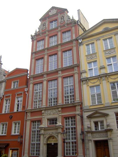 gdański dom Schwartzwaldów - Długa 45