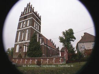 Kościół pw. Św. Jodoka w Sątopach